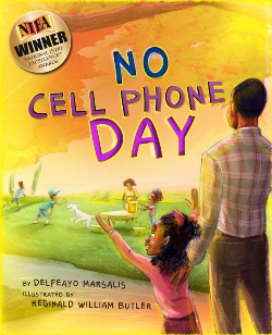 No Cell Phone Day award